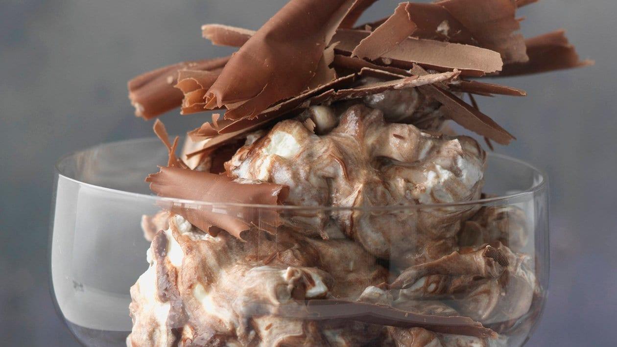 Veganes Schokolademousse