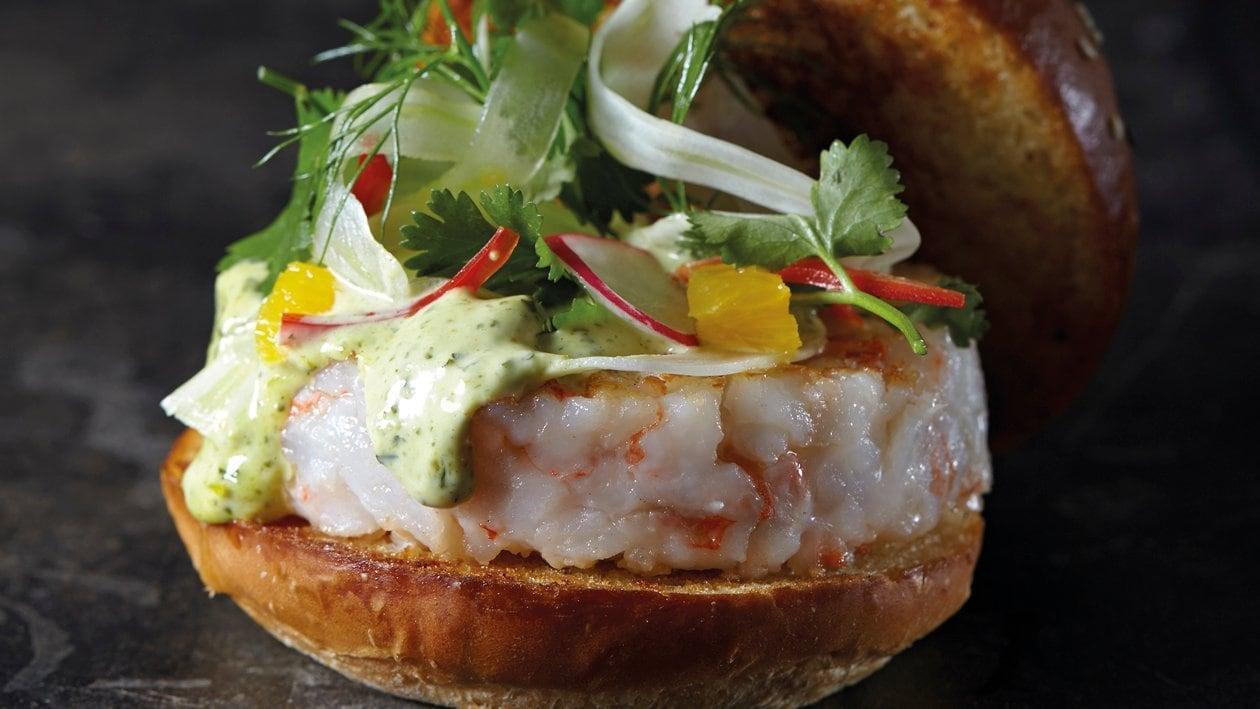 Shrimps Burger