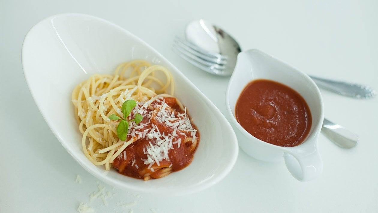 Tomatensauce Kaltquellend