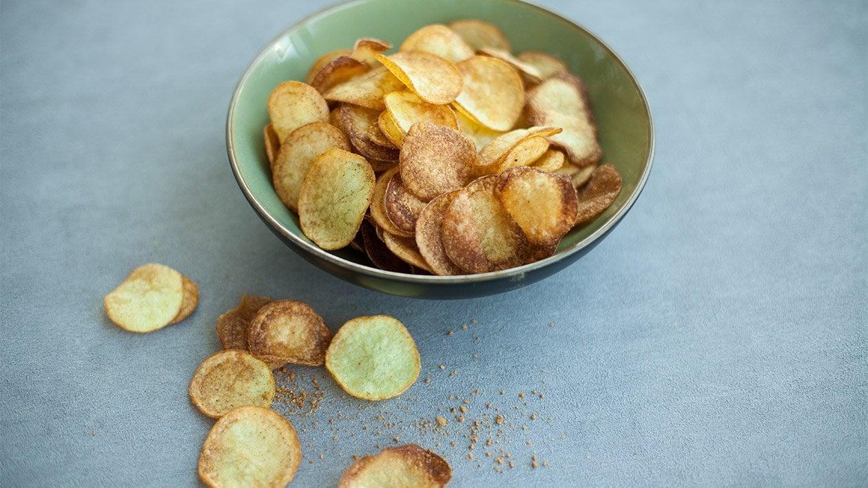 Kartoffelchips & Würze