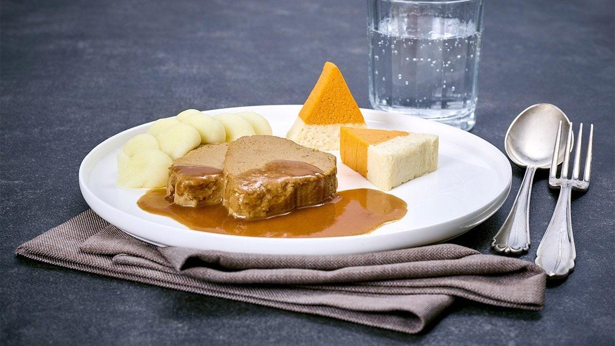 Basis für Fleisch - Pürierte Kost