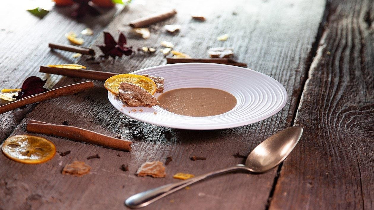 Spekulatius - Puddingsuppe